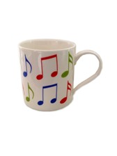 FINE CHINA MUG Music Notes