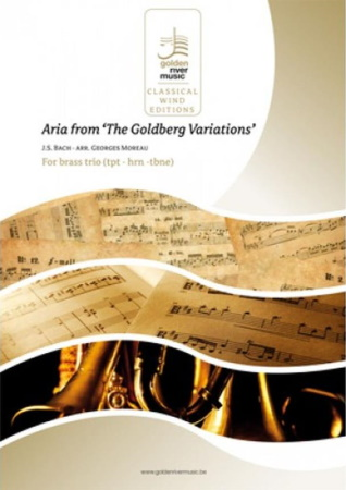 ARIA from Goldberg Variations