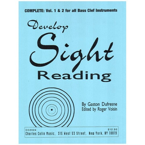 DEVELOP SIGHT READING Volumes 1 & 2