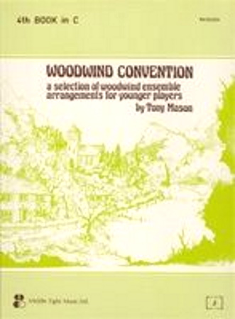 WOODWIND CONVENTION Book 4 in C  bass clef