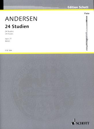 24 STUDIES Op. 21