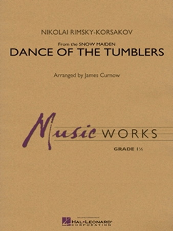DANCE OF THE TUMBLERS (score & parts)