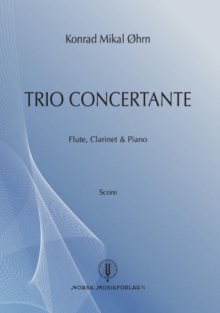 TRIO CONCERTANTE (score & parts)