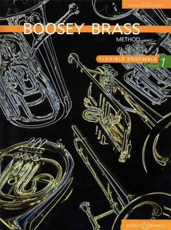 BOOSEY BRASS METHOD Ensemble Book 1