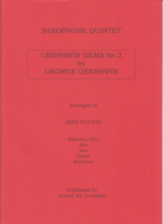 GERSHWIN GEMS No.2 (score & parts)