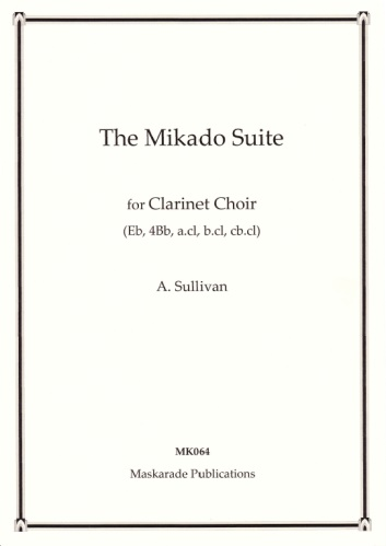 MIKADO SUITE (score & parts)