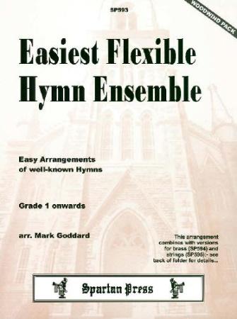 EASIEST FLEXIBLE HYMN ENSEMBLE Woodwind Pack
