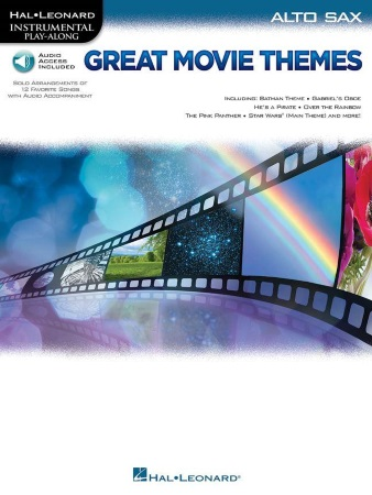 GREAT MOVIE THEMES + Online Audio