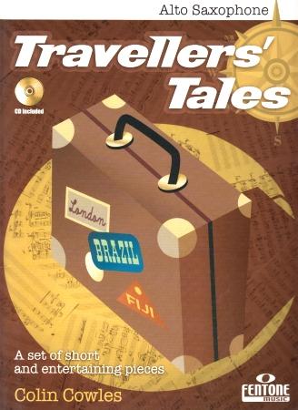 TRAVELLERS' TALES + CD