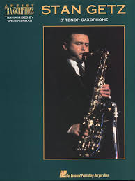 STAN GETZ Transcriptions