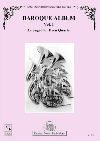 BAROQUE ALBUM Volume 1