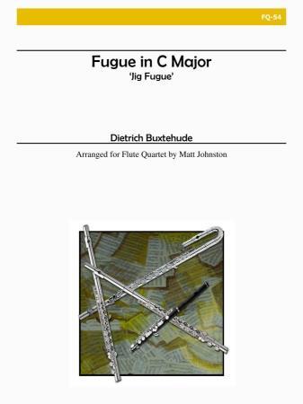 FUGUE in C major - Jig Fugue