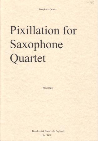 PIXILLATION (score & parts)