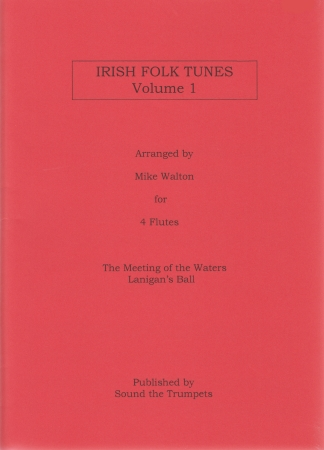 IRISH FOLK TUNES Vol. 1
