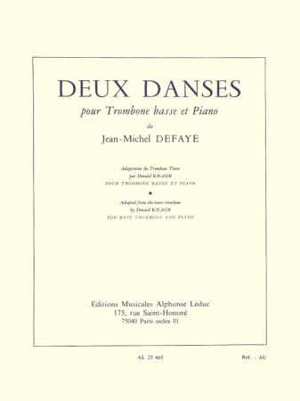 DEUX DANSES