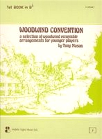 WOODWIND CONVENTION Book 1 in Bb