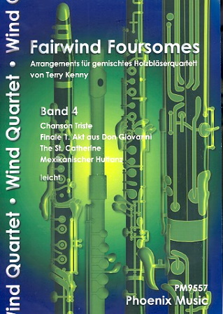 FAIRWIND FOURSOMES Book 4