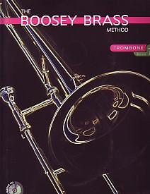 BOOSEY BRASS METHOD Book 1 + CD (bass clef)