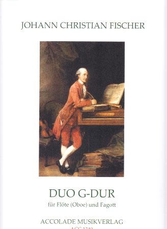 DUO in G major (score & parts)