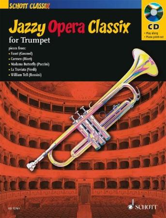 JAZZY OPERA CLASSIX + CD