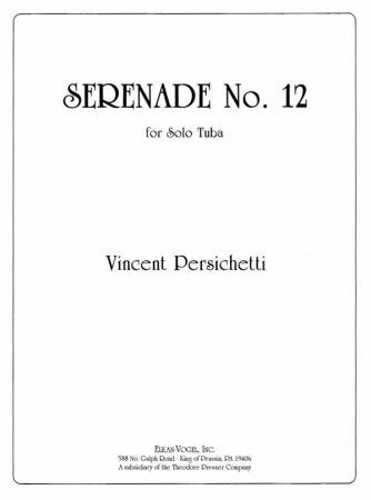 SERENADE No.12 Op.88