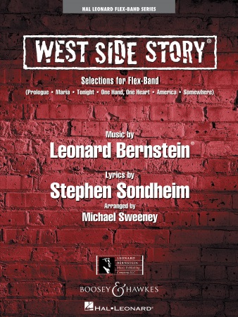 WEST SIDE STORY Selections (score & parts)