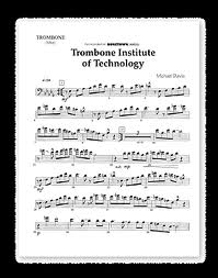 TROMBONE INSTITUTE OF TECHNOLOGY