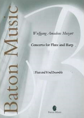 CONCERTO FOR FLUTE AND HARP