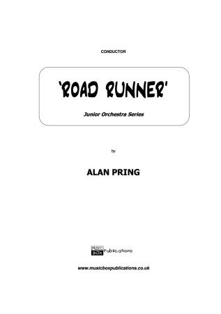ROAD RUNNER (score & parts)