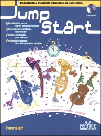 JUMP START + CD 12 challenging pieces