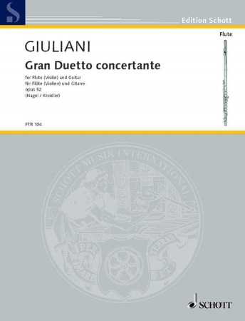 GRAN DUETTO CONCERTANT Op.52