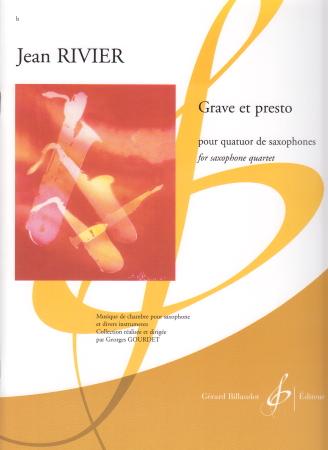 GRAVE ET PRESTO (score & parts)