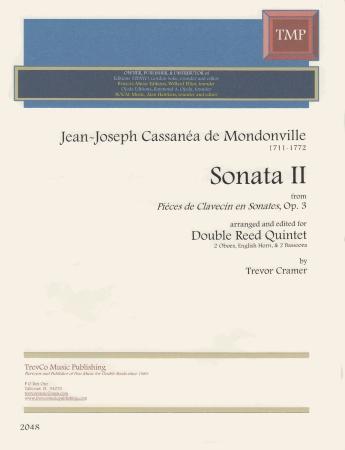 SONATA II (score & parts)