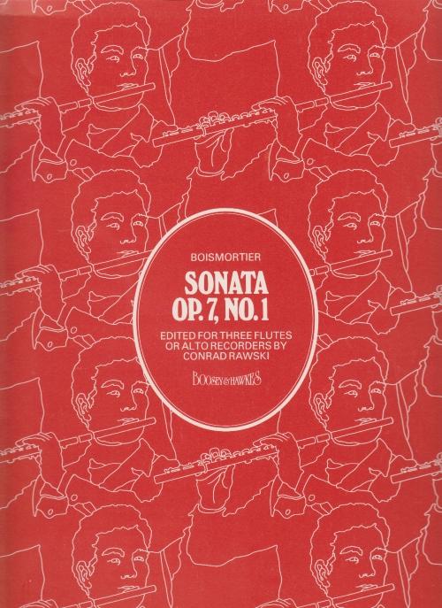 SONATA Op.7 No.1 (score & parts)