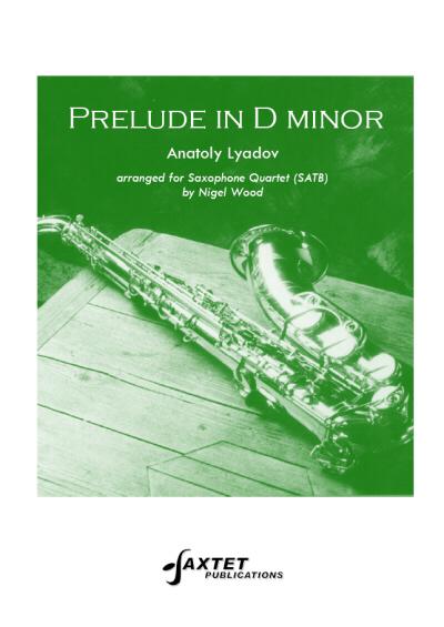 PRELUDE in D Minor Op.40 No.3