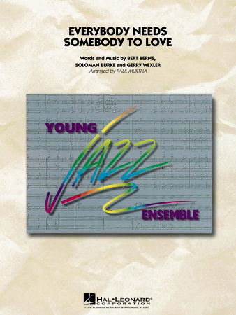 EVERYBODY NEEDS SOMEBODY TO LOVE (score & parts)