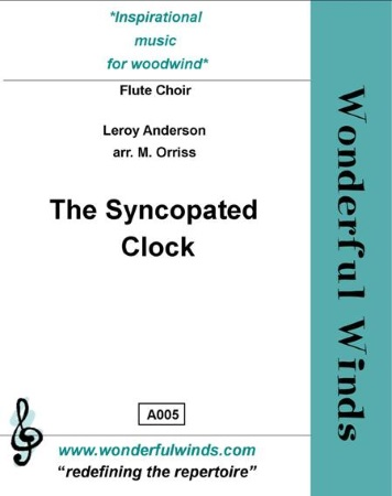 THE SYNCOPATED CLOCK (score & parts)