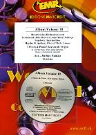 ALBUM FOR THREE FLUTES Volume 10 + CD