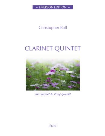 CLARINET QUINTET (score & parts)
