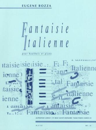 FANTAISIE ITALIENNE