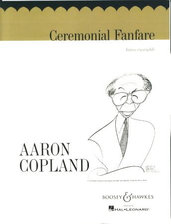 CEREMONIAL FANFARE (score & parts)