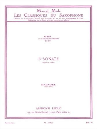 SONATA No.1