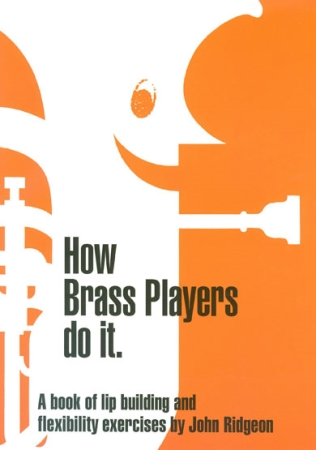 HOW BRASS PLAYERS DO IT (treble clef)