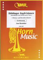 DOBLINGER JAGDVISIONEN on themes from 'Eroica'
