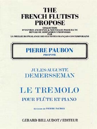 LE TREMOLO Op.3