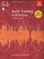 AURAL TRAINING IN PRACTICE Grades 1-3 + 2 CDs