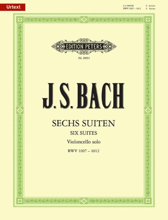 STICKY NOTES J.S. Bach - Cello Suites