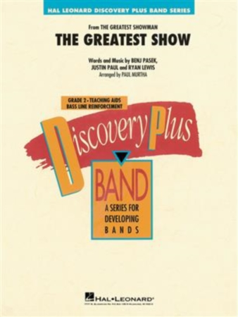 THE GREATEST SHOW (score & parts)