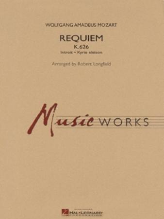 REQUIEM (K. 626) (score & parts)
