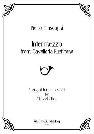 INTERMEZZO (score & parts)